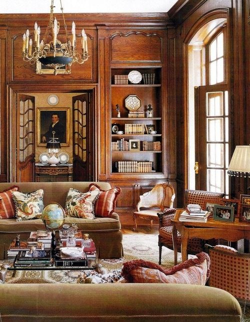 stiluri în design interior II