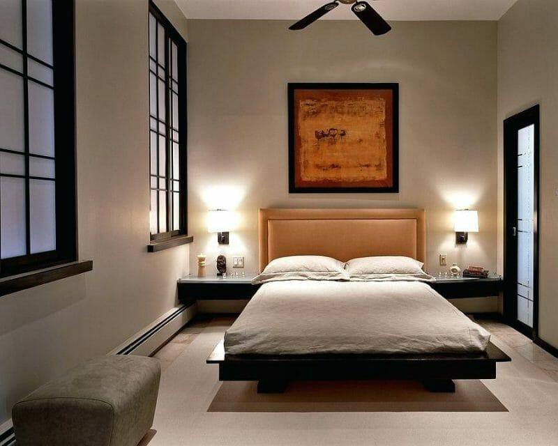 dormitor zen