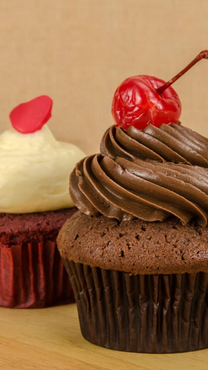 Cupcake 1 - Mobil