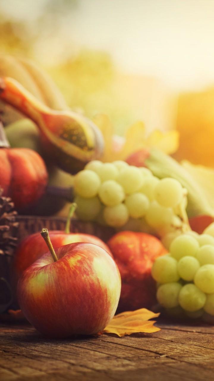 Fructe de toamnă - Mobil