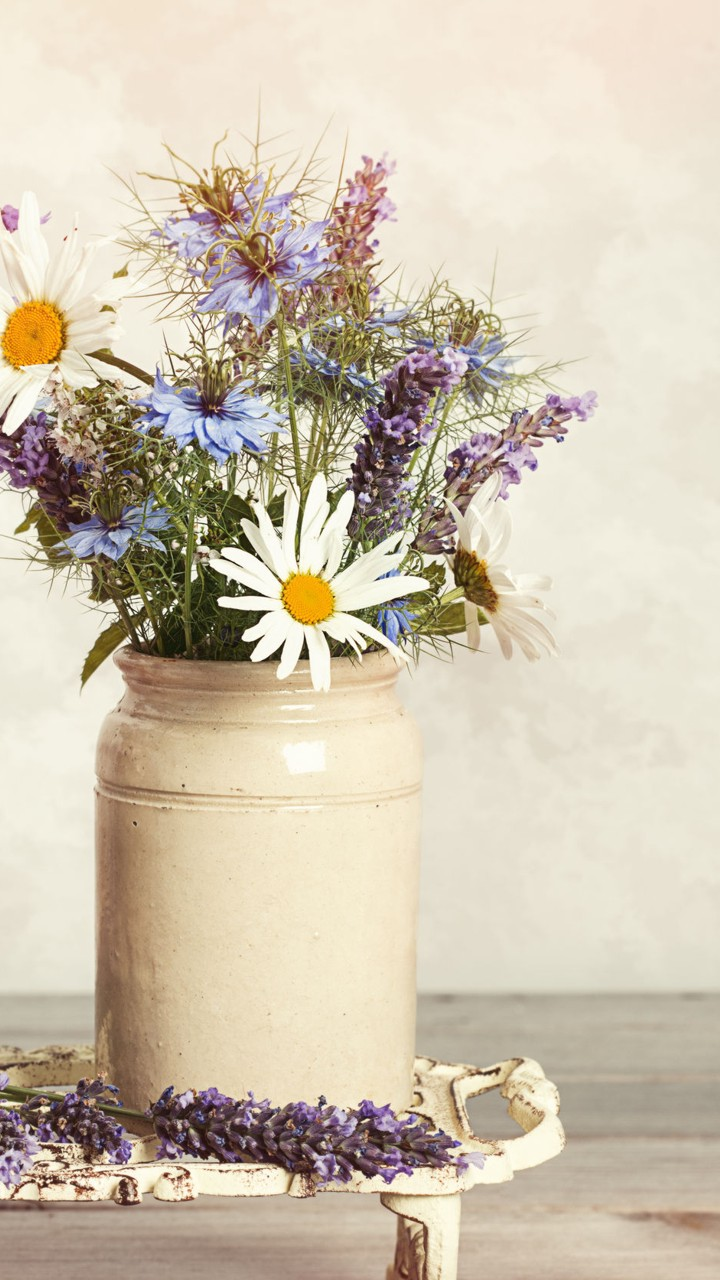 Flori de câmp - Mobil