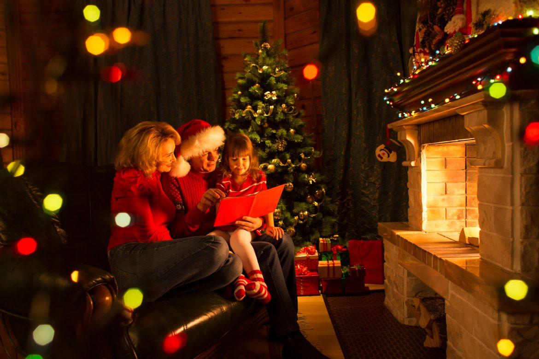Povestea bradului de Crăciun