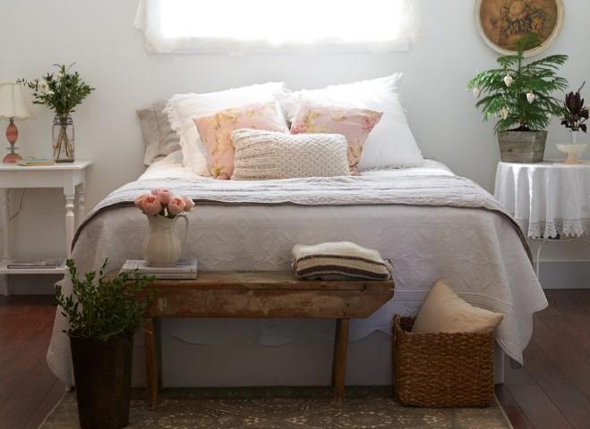 capatul patului