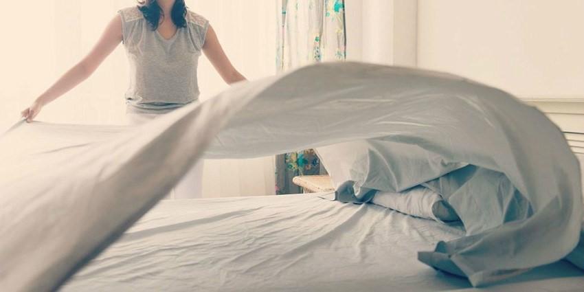 cum se face patul