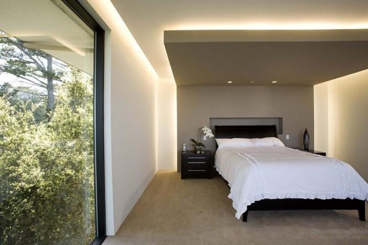 iluminat ambiental dormitor