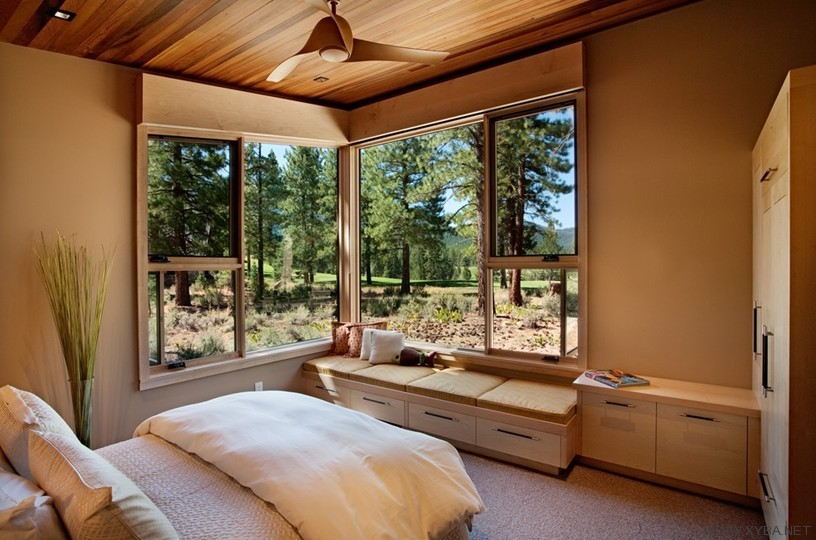 ventilator tavan in dormitor