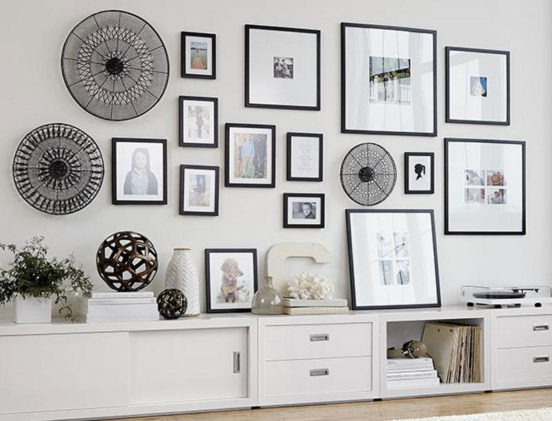 Cum Să Creați Un Perete Galerie Edifica