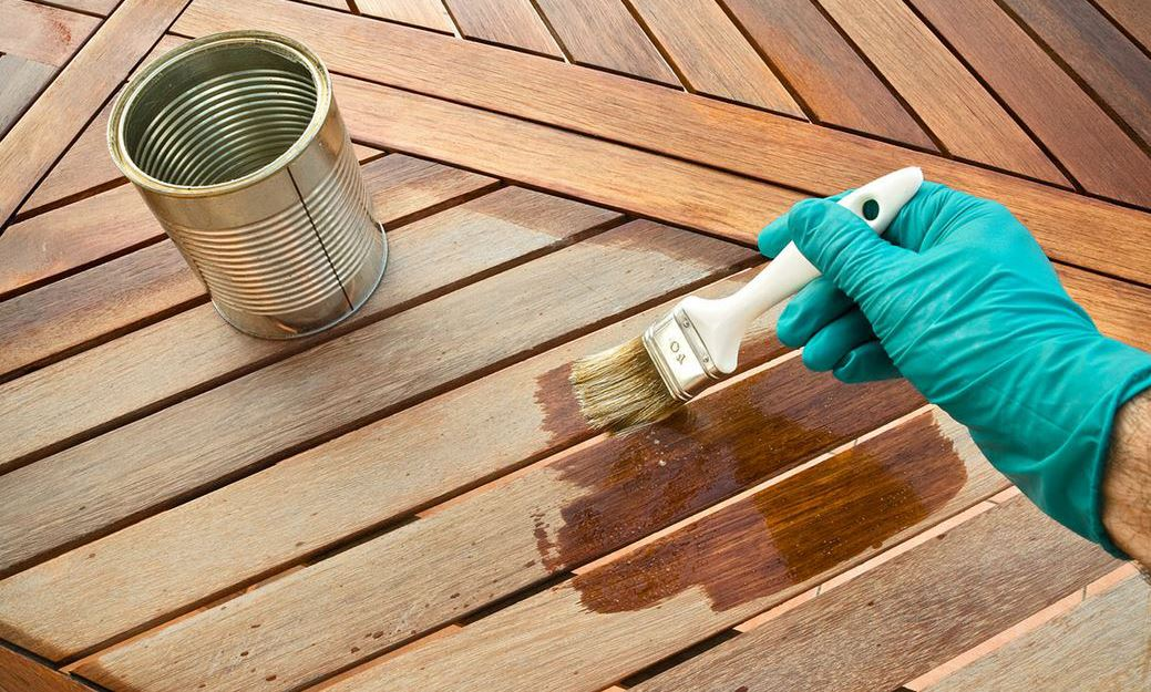 Tratamente de protecţie pentru lemn