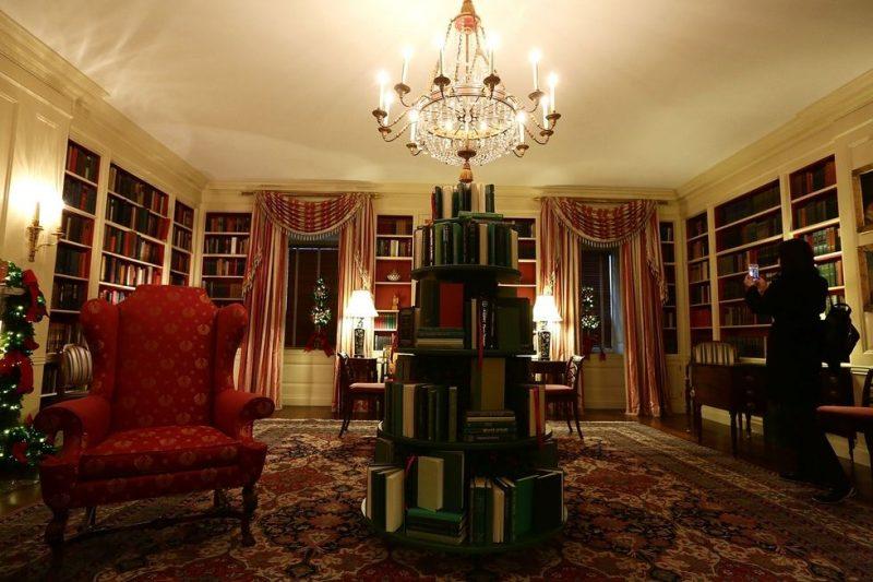 Casa Albă Crăciun 2017