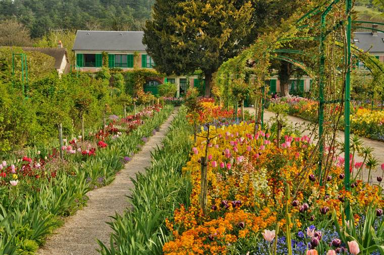 Grădinile Claude Monet, Giverny
