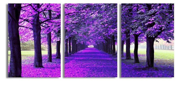 Culoare 2018 violet canva