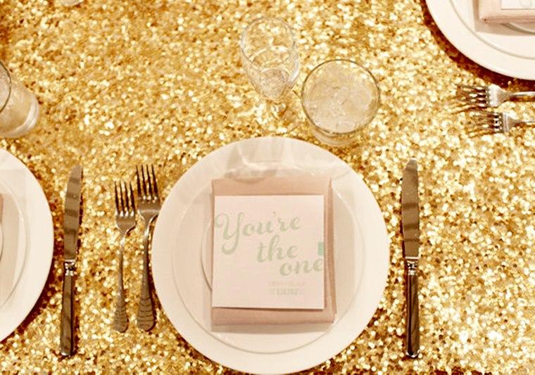 Golden Night Decoratiune Revelion