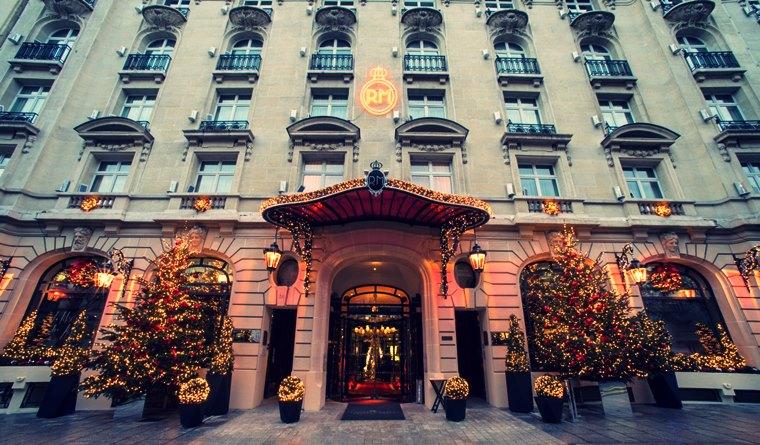 Hotel Le Royal Monceau – Paris, Franța