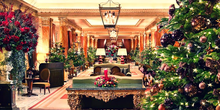 Hotelul Dorchester – Londra, Marea Britanie