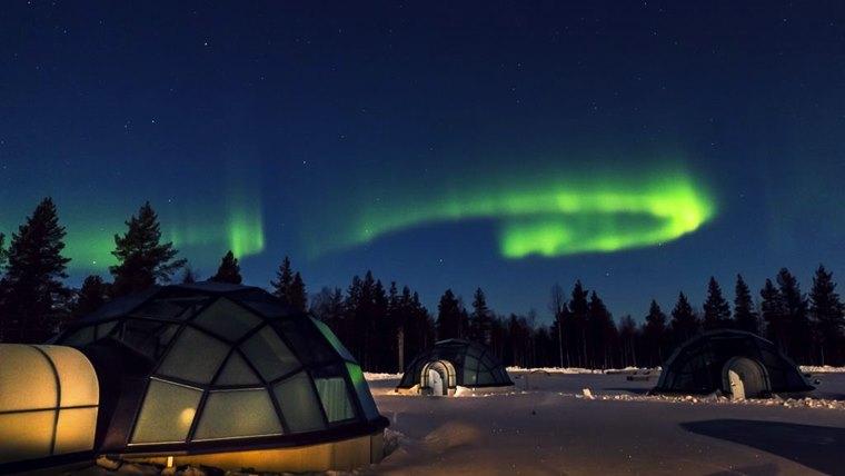 Kakslauttanen Arctic Resort - Saariselkä Fell, Laponia