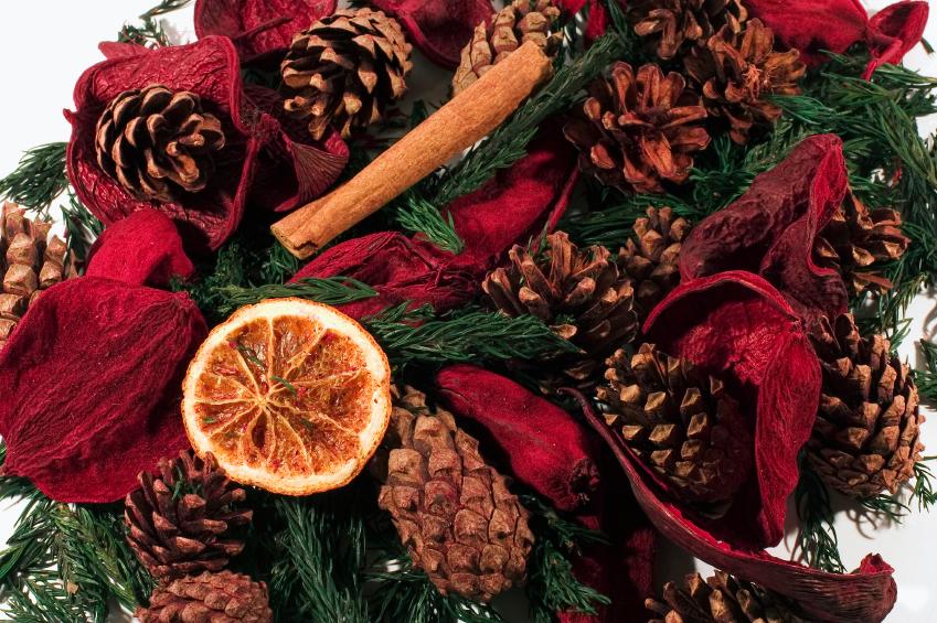 arome de Crăciun