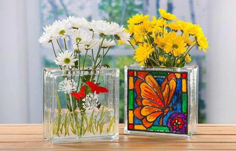 vaze pictate
