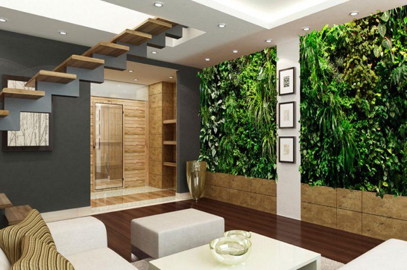 grădinile verticale