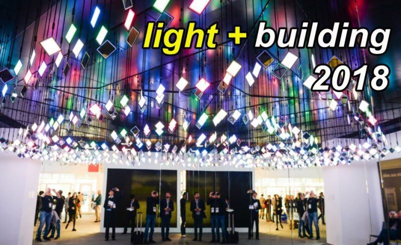Light Building 2018