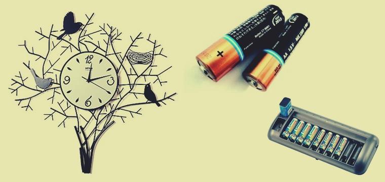 Acumulatori și baterii - obiecte pe care trebuie să le ai în casă