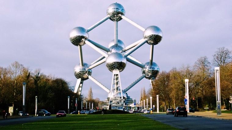Atom Belgia