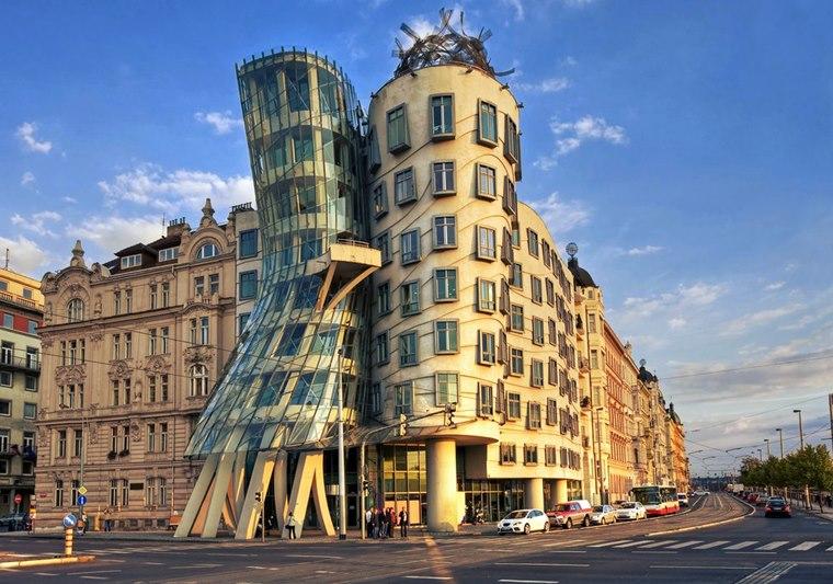 Casa care dansează, Cehia