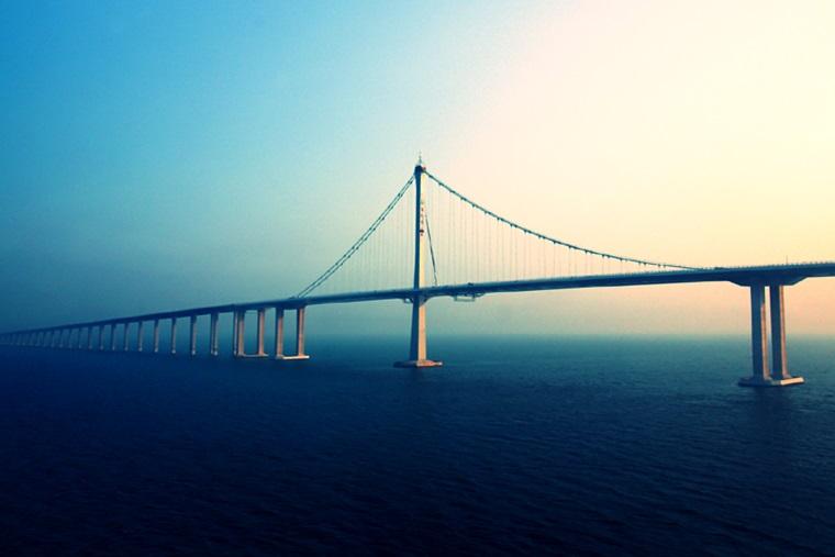 Podul Qingdao Haiwan