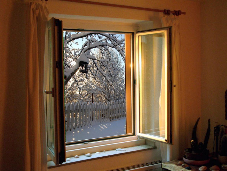 Aerisirea locuinţei iarna