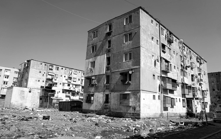 arhitectură oraș periferie