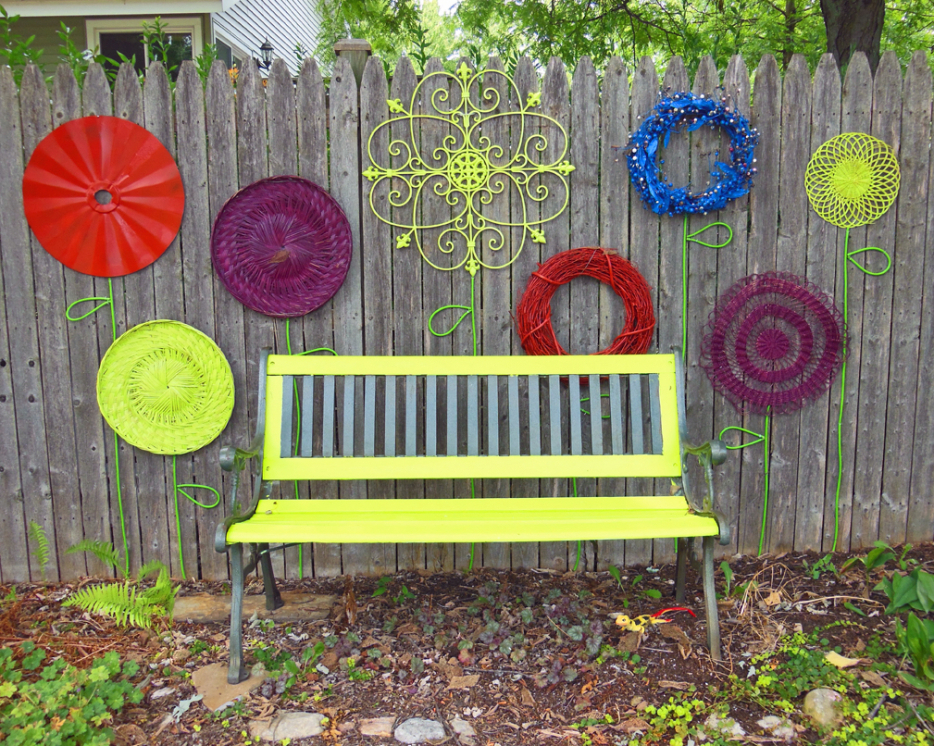 handmade pentru grădină