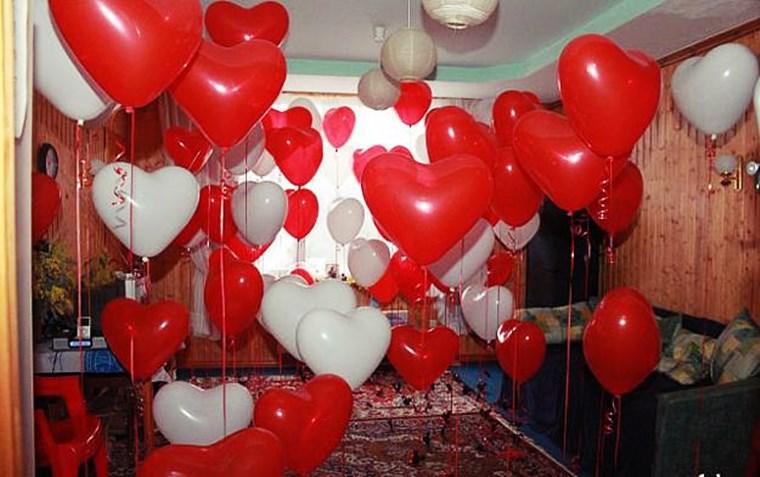 Decoratiuni cu baloane