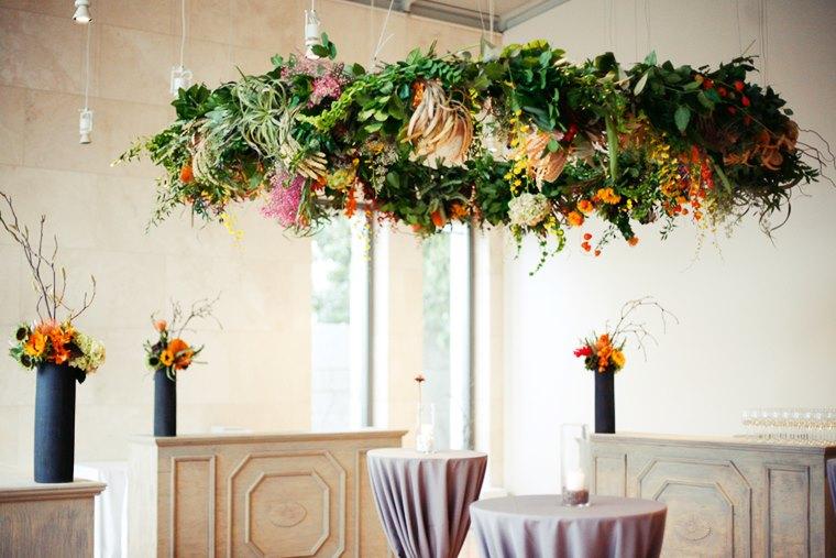 candelabru floral