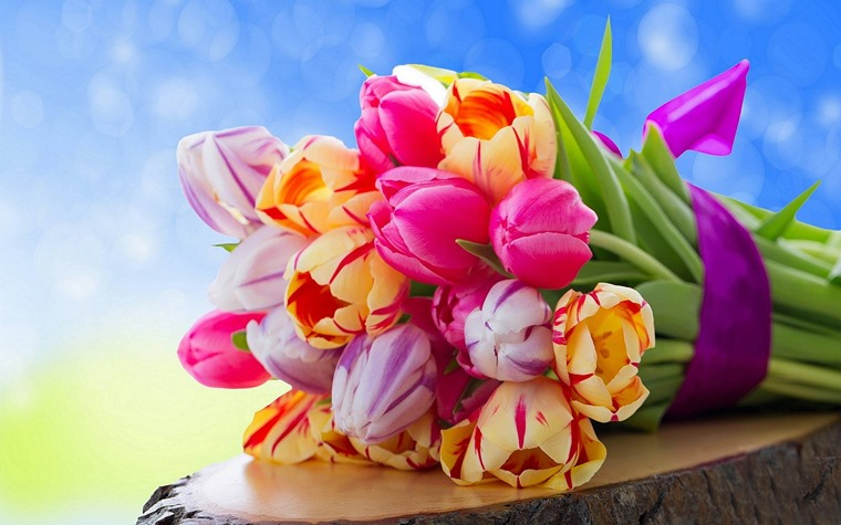 Ce flori oferim de Ziua Femeii