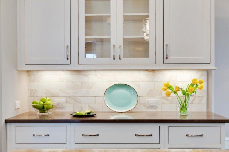 iluminarea bucătăriei