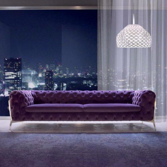 Atingeri de ultraviolet pentru un living modern