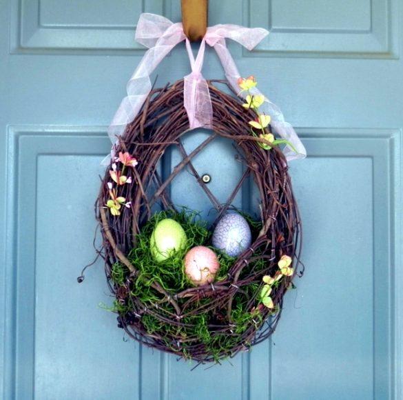 Decoraţiuni handmade pentru Paşte