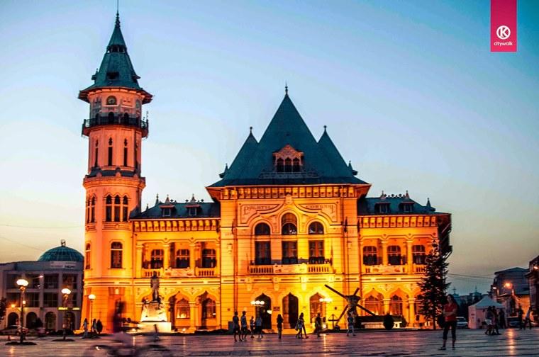 Circuit turistic - mini-vacanță de 3 zile Buzău - Vatra Dornei