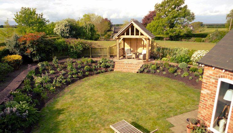 Cum se amenajează o grădină rurală în mod eficient