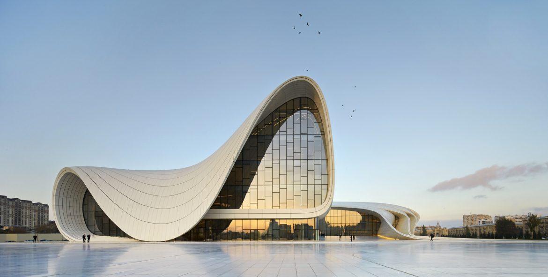 lucrări spectaculoase de arhitectură