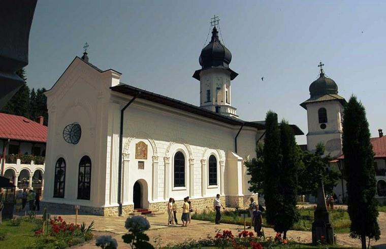 Mânăstirea Agapia