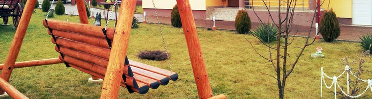 baloansoar de grădină rustic