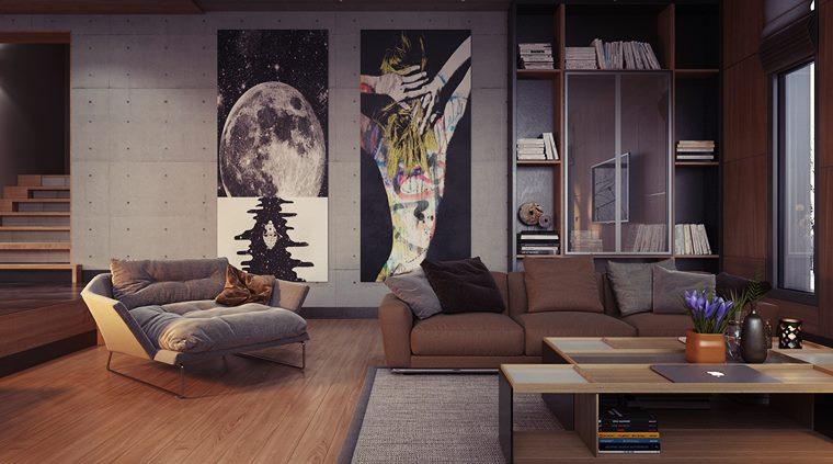 designul interior parizian