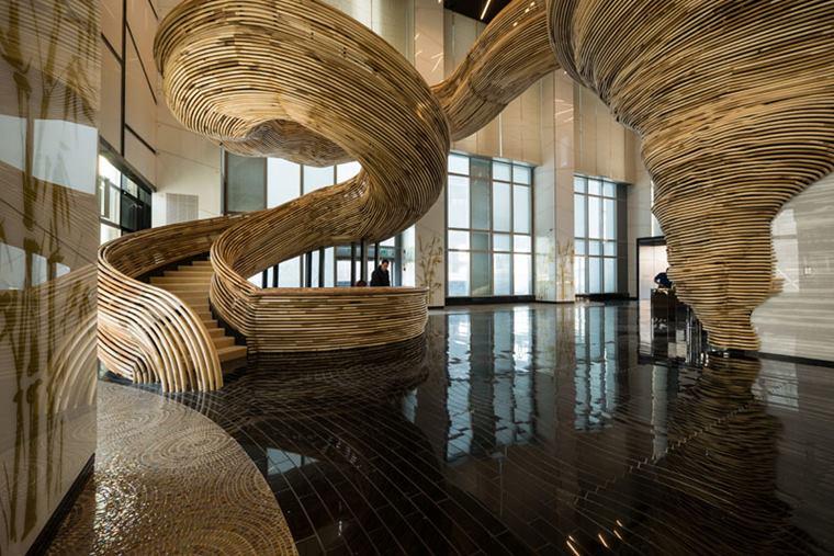 scările interioare moderne