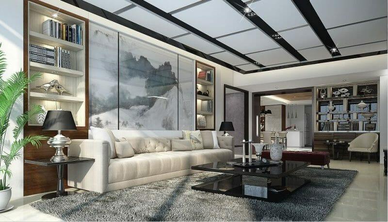 stiluri de design interior 2018