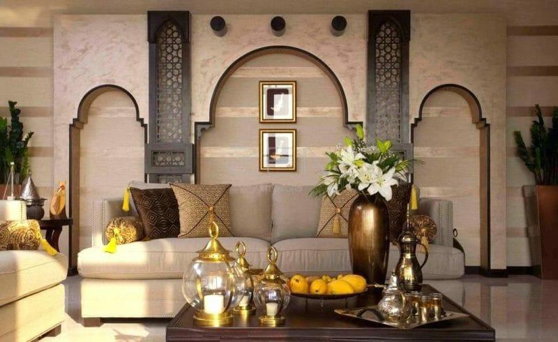 stilul arab