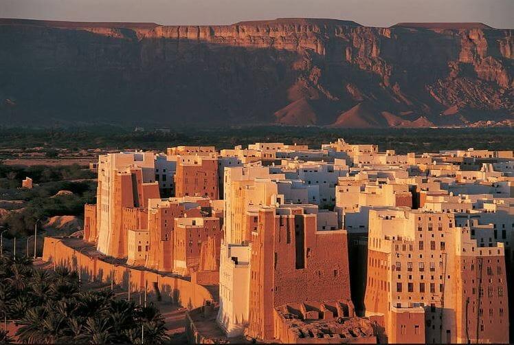 Shibam orașul din lut