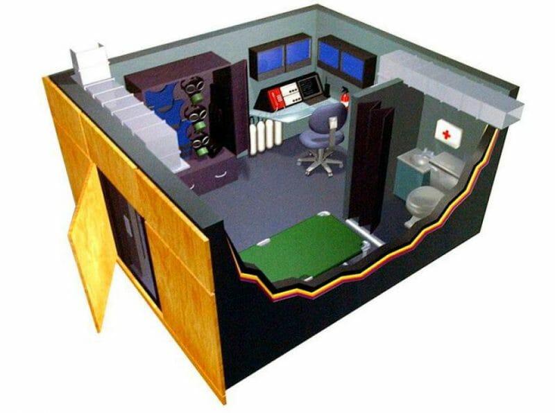 camera sigură