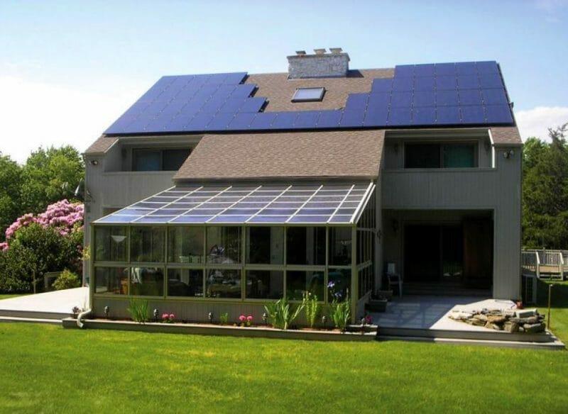 locuință ecologică
