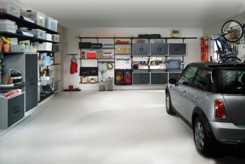 organizarea garajului