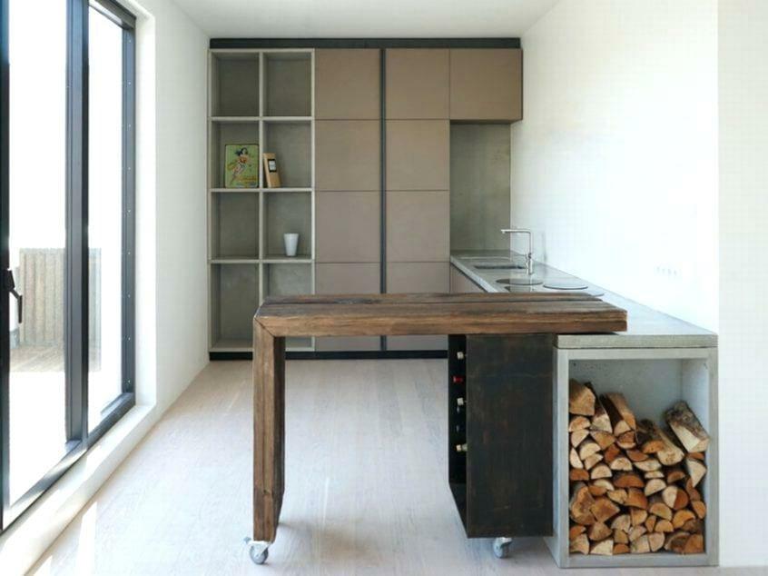insula de bucătărie mobilă
